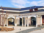 <さくらざか庵 豊田店>川沿いにある、レトロな建物が目印*学生・主婦・フリーターの方が活躍中♪年齢層も幅広いです◎