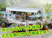 パスタ好きにはうれしい!阪神間で大人気のパスタ専門店 「RYU RYU」も併設!オシャレなランチが楽しめます♪