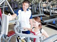 """≪★STAFFは施設利用料""""0円""""★≫ 自分の健康にも気を使いながら 楽しく健康的に働けるのもクラブSTAFFならでは♪"""