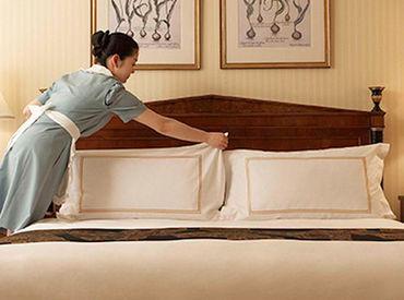 【ホテル客室清掃】6月にオープンしたばかりの綺麗なホテル「和」で統一されたお部屋を客室清掃で快適な空間に♪