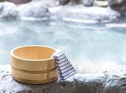 """頑張ってくれるスタッフの皆さんの為に 草津&山中湖に""""豪華な保養所""""もご用意! 休日は、温泉に浸かってゆっくり休んで下さい♪"""