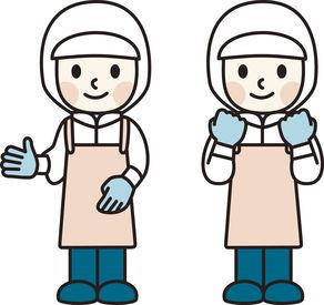 【サンドイッチ・お弁当工場STAFF】コンビニに並ぶサンドイッチ。o○>>あなたが作ることになるかも…!![シフト自由]好きな時間でお仕事♪無料送迎バスあり★*