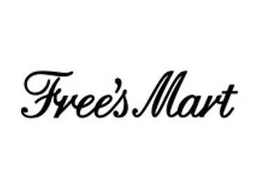 【Free's Martスタッフ】★西海岸の心地良い雰囲気ただよう店内★ライフスタイル提案型セレクトストア!«福利厚生充実»«履歴書不要»