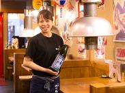 高円寺徒歩1分の駅チカ人気店!まかない無料◎肉好きにはたまらないっ♪いろんな料理がまかないで楽しめます! ≪留学生も大歓迎≫