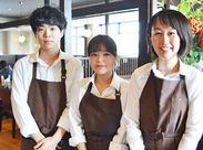 ★11月中旬にNEW OPEN★ 「バイトデビューを探してる」? それなら、カフェで働いてみませんか(^_-)-☆?