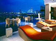 みなとみらいの夜景が一望できる、大人の雰囲気のCafe&Bar★元高級ホテルシェフが作るこだわりの料理が500円で食べ放題♪
