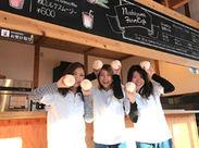 *◆7/6プレオープン◆*皆同時スタート!若い人材も活躍するお店にしましょう!