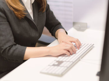 PC(Word・Excel)の基本動作ができればOKです☆ 学歴や経験は不問なので、未経験の方もお気軽にご応募ください!