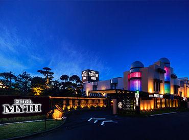 小松海岸のすぐ近くにある、眺めのいいホテル♪ 岩盤浴や露天風呂も人気です!