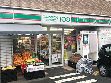 お店は駅から徒歩4分の好アクセス!野菜や果物も扱っているので、お仕事終わりにそのまま買い物もできちゃいます☆