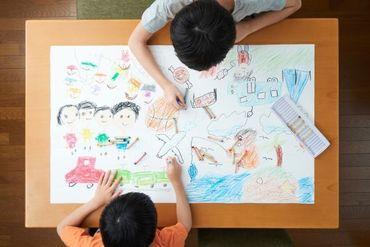 子ども好き集合★ 子どもたちと一緒に遊んだり、見守るお仕事です! ※写真はイメージです