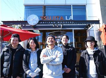 つけ麺で大人気のつじ田や 金子半之助、田中そば店を 運営しているグループ企業です! どの店舗もサイトでは高評価★
