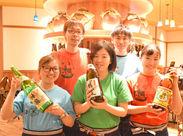 沖縄そばに、島ホッピー!?本格的な沖縄料理が楽しめるお店♪いつもワイワイ、明るくにぎわってます!!