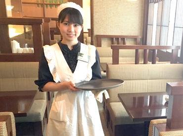 経験者採用率UP中!! 美味しいケーキと珈琲でお客様に笑顔を お届けしましょう。 アナタの挑戦待ってます★