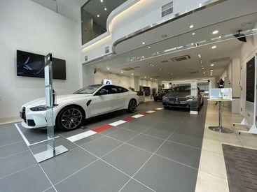 オシャレでスタイリッシュな【BMW】を運転するチャンス☆.。 運転が好きな方、ドライバー経験者の方は大歓迎!
