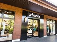 ★未経験・アウトドアショップ好き大歓迎★有名ブランド「phenix」で働こう! 都内各地で同時募集中♪