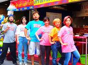 有名人も来店する、中野で人気のタイ料理屋♪新店が続々とOPEN!新宿店に続いて、次は新橋にも出現~!!