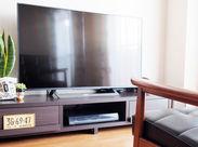 「スポーツ関連をキレイな画質で見たい」というお客様に人気のメーカーのテレビ等の販売します◎