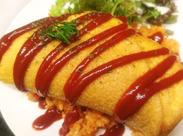 自慢の焼鳥は、山梨県甲州産の鶏肉を使用◎白レバーなどレアなお肉も♪さらにまかないで様々な料理が無料で食べられますよ!!