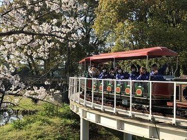 レアWORK((´I `*))熊本市動植物園で楽しく働こう♪ 未経験スタートでも、丁寧にお教えするのでご安心くださいね☆