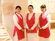 「縁結び神社」に隣接しているcafeで…◆落ち着いた特別な空間で一緒に働きませんか??皆さまとのご縁を楽しみにしております*