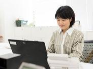 """""""年末だけ働きたい""""人も、""""オフィスワーク未経験""""の人も…皆さん大歓迎!お気軽にご応募くださいね♪"""