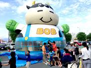 着ぐるみSTAFF/イベントSTAFF大募集★ 子どもたちが楽しく遊べるイベントを作っていきましょう! 高校生~フリーターまで歓迎♪