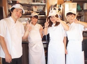 ◆学生~主婦さんが仲良く活躍中!!◆ <定着率ばっちり>なので… ⇒久しぶりのスタッフ募集です♪ 新しいメンバー大歓迎!!