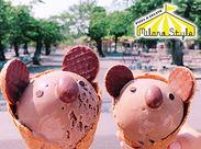 人気のコアラアイスのご提供をお願いいたします。