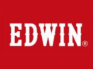 EDWIN(エドウィン)で働こう♪ブランド・お店の取り扱い多数♪好きを活かして高収入GET◎