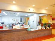 清潔感あるキレイな施設♪.:*゜ 希望休・有給が取りやすい職場です!20~40代の子育て中の主婦さんも多く活躍しています◎