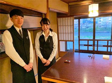 ☆和とイタリアンの融合♪☆ 古都の町家スタイル ⇒ゲストハウスを改装したお洒落レストラン!