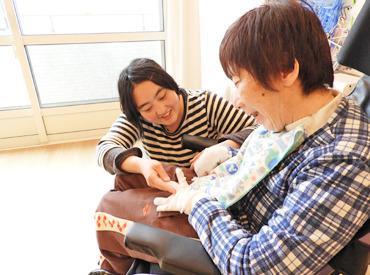 インフルエンザ予防接種補助や健康診断補助などの福利厚生が充実しています。