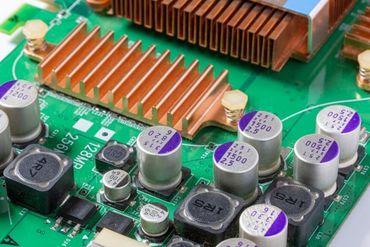 電子部品の組み立て検査