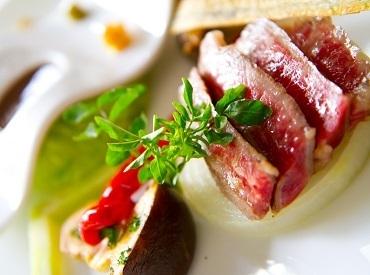 【結婚式場の調理補助スタッフ】○:・。, 一流の料理スキルが学べます ,。・:○\未経験OK/