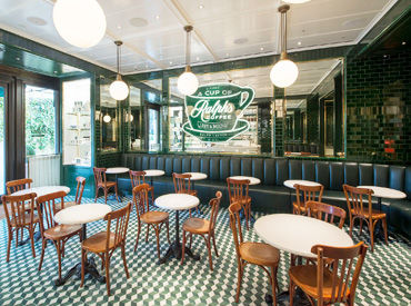 日本第4号店となる名古屋初の ラルフ ローレンのカフェで働いてみませんか?