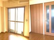 バス・トイレ・冷暖房完備◎キレイな通り沿いにある寮です!石神井公園駅周辺にはスーパーや銀行などがあって便利です♪