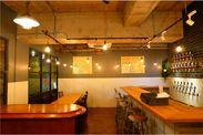 店内は明るくオシャレな環境で働きやすさ抜群♪日本橋ビール!のブームを共に創ろう★