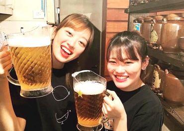 バイトデビュー、未経験大歓迎‼ 人気エリア恵比寿で時給1100円‼