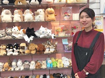 """昨年OPENしたばかりの、キレイな店舗♪ ピカピカのお店で楽しく働きましょう☆ """"0""""からのスタート大歓迎!"""