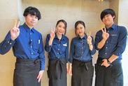 \20~30代の男女Staffが活躍中◎/ シフトは【週1日4h~】OK!! 生活スタイルに合わせて働けます♪