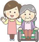 """経験・年齢・性別不問です♪未経験さん活躍中!利用者様の""""笑顔""""と""""ありがとう""""が何よりものやりがい◎ ※写真はイメージです"""