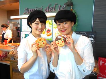 【カフェStaff】゜*★空に1番近いCafe@羽田空港★*゜<未経験OK!>カワイイSweetsいっぱい!セルフスタイルだから、シンプルな接客♪