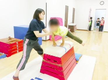 【放課後等デイサービス】子どもや運動が好き!そんな方にオススメ★【契約社員】としてあなたをお迎え◎一緒にたくさんのことを学びましょう!