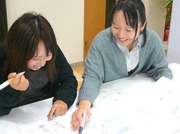 """""""学生時代はあまり勉強が得意じゃなかったな…""""そんな方でも大丈夫! 生徒さんと一緒に楽しみながら成長していきましょう◎"""