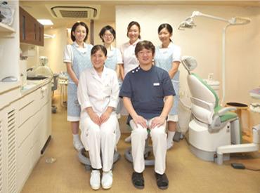 【歯科助手・受付】。+ 浦和駅から徒歩4分♪ +゜キレイな歯医者さん◎≪土・日曜も診療中≫週1~OK&時間いろいろ☆学校と両立して働けます!