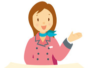 シンプルな受付のお仕事!幅広い年代の主婦さんが活躍中♪ ≪STAFFは3割引き★週2日~etc...≫ お気軽にご応募ください!