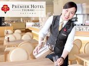 中心街にありながら非日常を演出するクラシック・ラグジュアリーホテルです。上質な接客やあたたかなサービスが身に付きます♪
