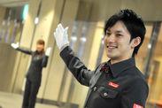 お客様に笑顔で挨拶できれば問題ナシ★梅田、なんば、新大阪など駅チカ駐車場ばかり!