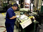 自動/手動の設備を使った製造の作業をお願いいたします♪ 未経験の方もご安心ください◎